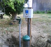 in-well pump system